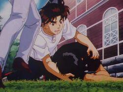Shuichiro Kamiya's Dead Body (Anime)