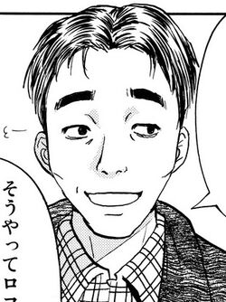 Ken Izumaru (Manga)