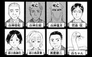 Shirohebi Gura Satsujin Jiken (Manga)
