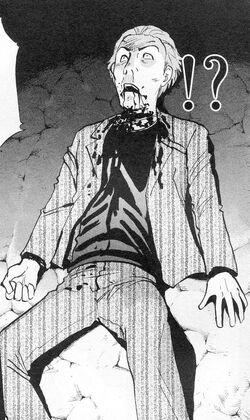 Toru Shinomiya's Dead Body (Manga)