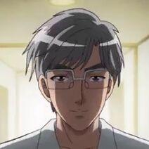 Kengo Akechi (Young Kindaichi's Trip of Death Preparedness Anime Portrait)