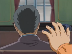 Koji Takarada's Dead Body (Anime)