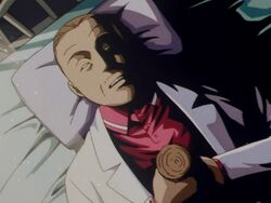 Richard Anderson's Dead Body (Anime)