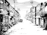 Hitokui Village