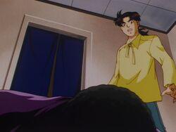 Ohei Katsura's Dead Body (Anime)