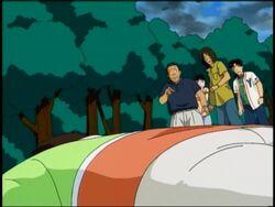 Keiichi Morimura's Dead Body (Anime)
