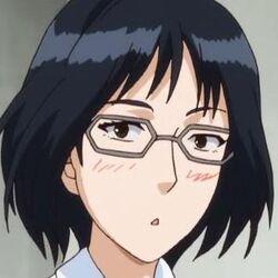 Seiko Shikibu (Anime Portrait)