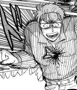 Yuji Arimori's Dead Body (Manga)