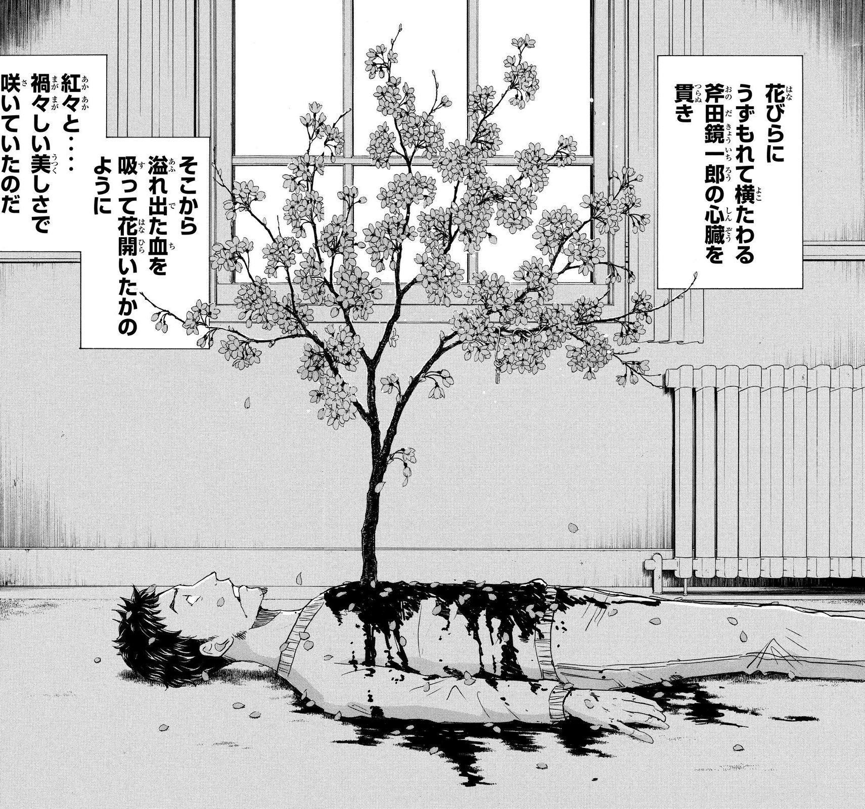 Bloodthirsty Cherry Blossom Murder Case