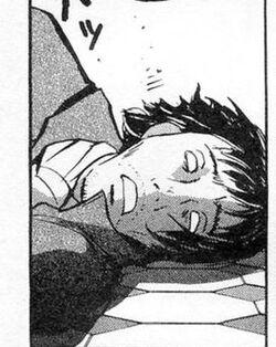 Kamiyama's Dead Body (Manga)