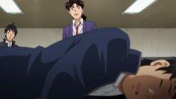 Ren Moroi's Dead Body (Anime)