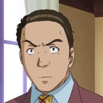 Shuji Matsuoka (Anime Portrait)