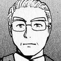 Kengo Akechi's Father (Wax Doll Castle Murder Case Portrait)