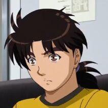 Hajime Kindaichi (Chidamari's Room Murder Case Portrait Anime)