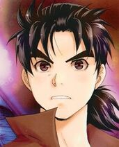 Hajime Kindaichi (STAY HOME Murder Case Zoom Drama Portrait)