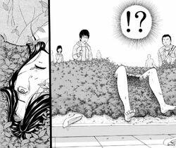 Hina Misaki's Dead Body (Manga)