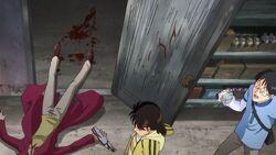 Ivy Liu's Dead Body (Anime)