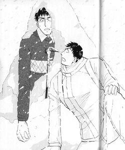 Kazushi Dozaki's Dead Body (Manga)