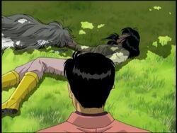 Hazuki Mogami's Dead Body (Anime)