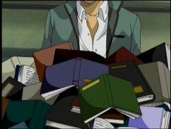Hiroshi Uchida's Dead Body (Anime)