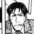 Tadano (Jail Gate Private School Murder Case Portrait)