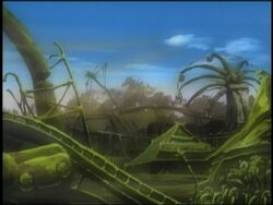 King Shisa's Terrorist Bombing (Anime)