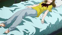 Hotaru Fukamori's Dead Body (Anime)