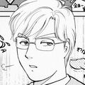 Kengo Akechi (Magical Express Murder Case Portrait)