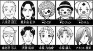 Kaiki Circus no Satsujin (Manga)