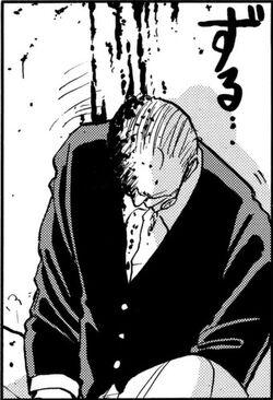 Reiji Kabuto's Dead Body (Manga)