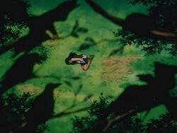 Miyuki Nanase Attacked by Jason (Anime)