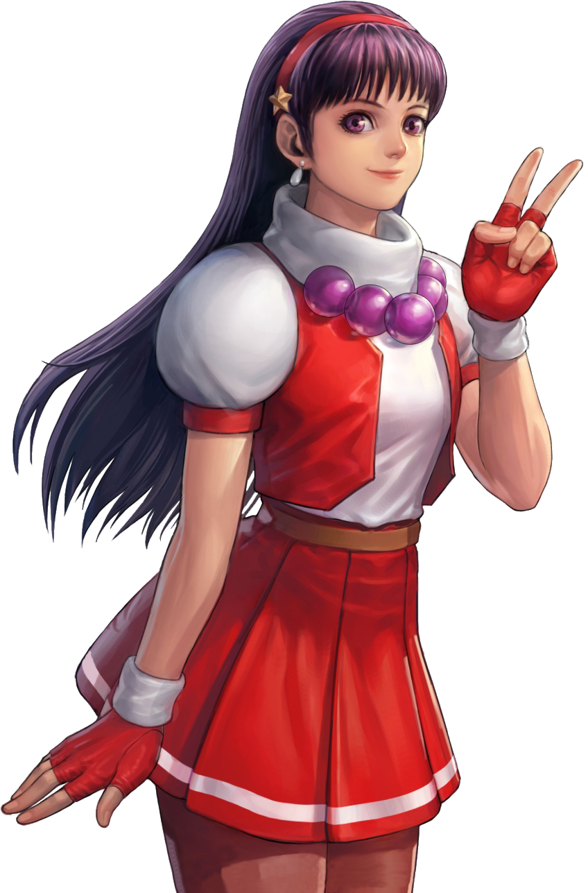 Athena Asamiya Kof97 The King Of Fighters All Star Wiki
