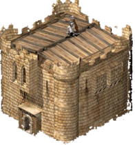 Stronghold keep