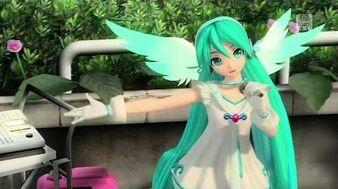 Love Words ~ Hatsune Miku ~ English and Romaji Subtitles