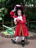 Captain Hook Disney Park