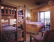 Ak lodge room