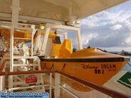 Disney Dream Lifeboat1
