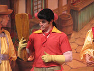 Gaston Disney Park