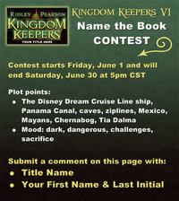 KK6 Title Contest