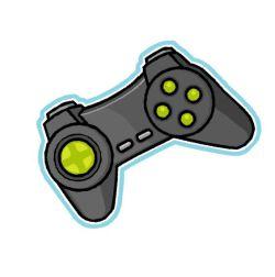 image video game controller jpg the kingdomkeepers wiki fandom rh thekks wikia com Video Game Controller Logo video game controller cartoon images