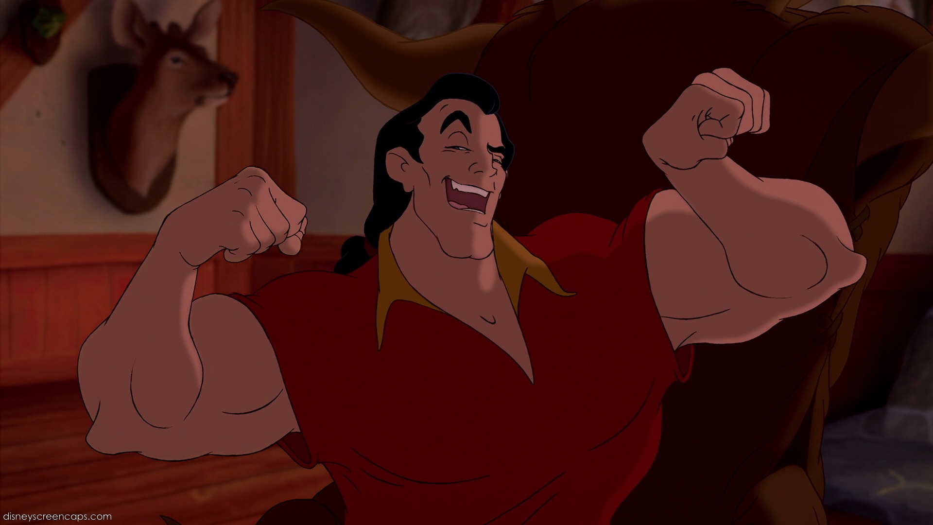 Gaston The Kingdomkeepers Wiki Fandom Powered By Wikia