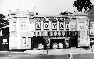 Tottenham royal 1967