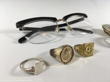 Legend-Ron-Kray-s-glasses-and-rings-1