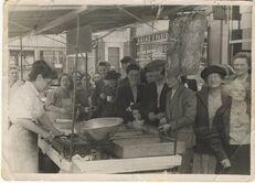 Jellied-eel-stall