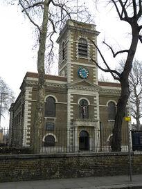 St Matthew Bethnal Green-M
