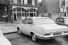 1.-George-Cornells-car-outside-the-Blind-Beggar-11-March-1966-EM86ED-1280x851