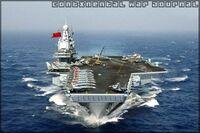 Soviet aircraft carrier Yuri Andropovsky