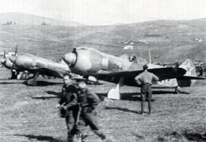 Lavochkin La-5 in the Battle of Kursk summer 1943