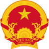 Coat of arms of North Vietnam