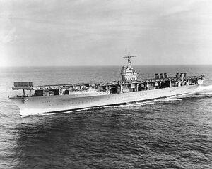 Ranger class aircraft carrier